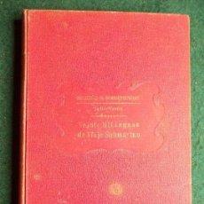 Libros antiguos: VEINTE MIL LEGUAS DE VIAJE SUBMARINO JULIO VERNE 1.933 EDITORIAL SOPENA. Lote 134937474