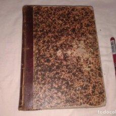Libros antiguos: TROZOS SELECTOS, FRANCISCO FRANCO Y LOZANO, 1880. Lote 135658503