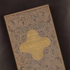Libros antiguos: LA GALATEA - MIGUEL DE CERVANTES - ILUSTRADO POR ALSINA MUNNÉ – ED. DOMENECH, 1916. Lote 135697863