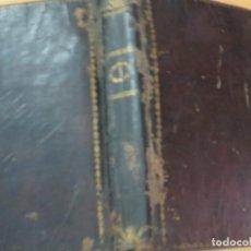 Libros antiguos: OBRAS SELECTAS DE EDUARDO YOUNG TOMO 1 AÑO 1798 SIGLO XVIII. Lote 135794598