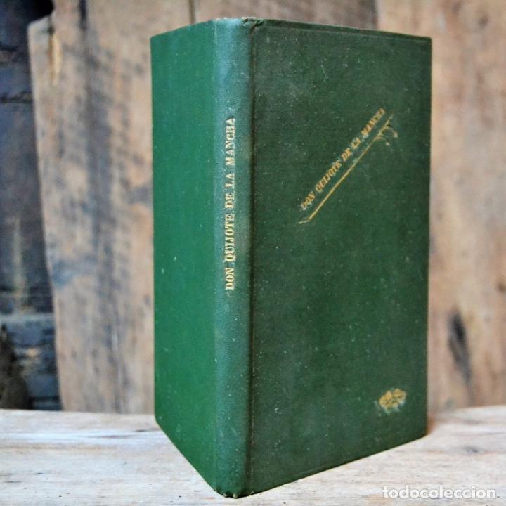 Libros antiguos: EL INGENIOSO HIDALGO DON QUIJOTE DE LA MANCHA - CERVANTES - AÑO 1881 - PRIMERA EDICION ECONOMICA. - Foto 11 - 135938094
