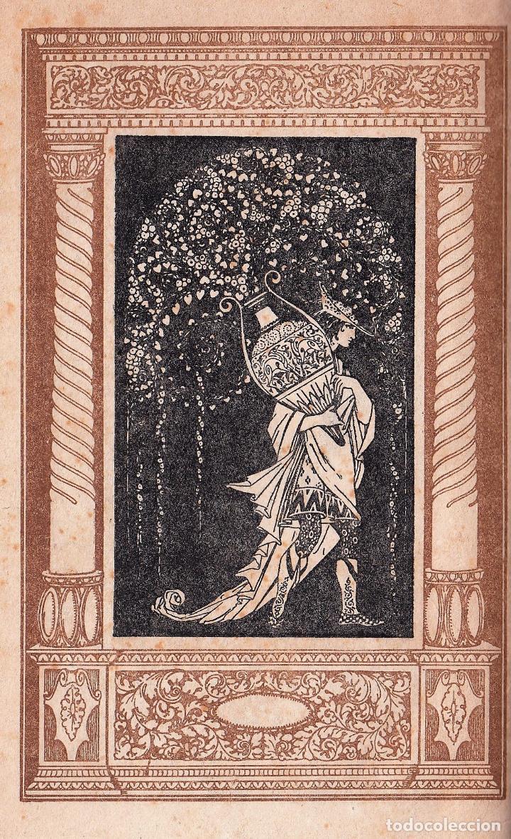 Libros antiguos: MIGUEL DE CERVANTES LA GALATEA MAUCCI 1916 1ª EDICIÓN (?) DIBUJOS ALSINA MUNNÉ LUIS CARLOS VIADA - Foto 4 - 136059102