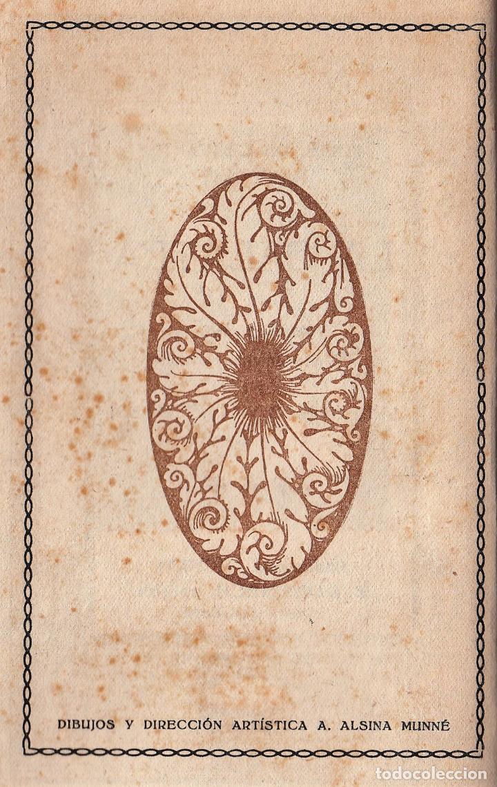 Libros antiguos: MIGUEL DE CERVANTES LA GALATEA MAUCCI 1916 1ª EDICIÓN (?) DIBUJOS ALSINA MUNNÉ LUIS CARLOS VIADA - Foto 5 - 136059102
