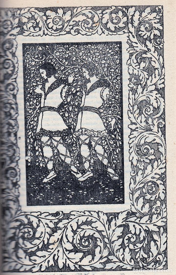 Libros antiguos: MIGUEL DE CERVANTES LA GALATEA MAUCCI 1916 1ª EDICIÓN (?) DIBUJOS ALSINA MUNNÉ LUIS CARLOS VIADA - Foto 9 - 136059102