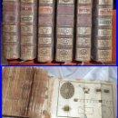 Libros antiguos: AÑO 1741: MAGIA, ADIVINACIONES, POLÍTICA, CIENCIAS, ASTROLOGÍA, AUGURIOS. 6 TOMOS DEL SIGLO XVIII.. Lote 136115370