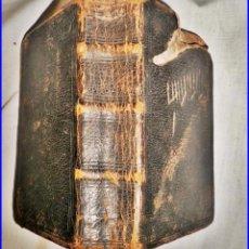 Libros antiguos: AÑO 1657: POEMARIO DEL JESUITA WALLI. LIBRO DE 361 AÑOS DE ANTIGÜEDAD. EN LATÍN.. Lote 136417838