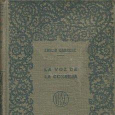 Livres anciens: LA VOZ DE LA CONSEJA TOMO 2 - RECOPILACION ANTONIO CARRERE - V.H. SANZ CALLEJA EDITORES. Lote 136503146