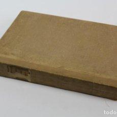 Libri antichi: L- 3107. L' ATLANTIDA, POEMA DE JACINTO VERDAGUER. 1929. NUMERADO. EDICIÓ CINQUANTENARI.. Lote 136829538