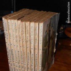 Libros antiguos: MEMORIAS DE CASANOVA. EDICIONES ARTE NUEVO. LOS MAESTROS DEL AMOR. PRINCIPIOS DEL XX.. Lote 137321238