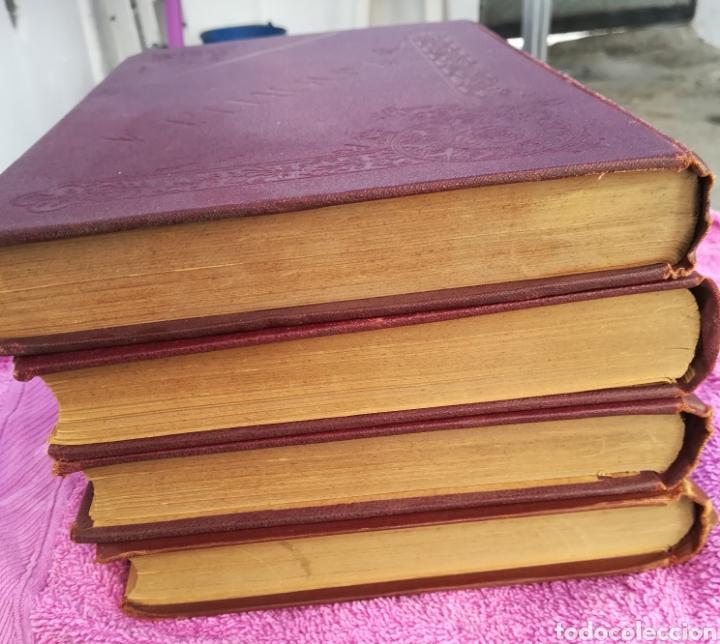 OBRAS COMPLETAS DE JOSÉ ZORRILLA. GALERÍA DRAMÁTICA. 4 TOMOS. MANUEL P. DELGADO, EDITOR, MADRID (Libros antiguos (hasta 1936), raros y curiosos - Literatura - Narrativa - Clásicos)