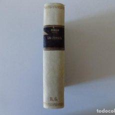 Libros antiguos: LIBRERIA GHOTICA. HOMERO. LA ODISEA. LA BATRACOMIOMAQUIA. HIMNOS.EPIGRAMAS.1930.EDICIÓN EN PERGAMINO. Lote 137777222