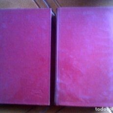 Libros antiguos: LOTE DE DOS LIBROS DE FEDOR DOSTOYEWSKI ,CRIMEN Y CASTIGO Y HUMILLADOS. Lote 137831546