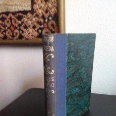 Libros antiguos: JOSÉ MARÍA DE PEREDA, NUBES DE ESTÍO. Lote 137794106
