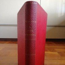 Libros antiguos: LA REINA MARGARITA POR ALEJANDRO DUMAS. VERSION CASTELLANA. EDITORIAL SOPENA, CIRCA 1930. Lote 138203690