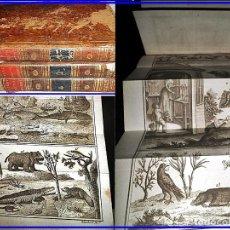 Libros antiguos: AÑO 1797: 3 VOLÚMENES CON ILUSTRACIONES DESPLEGABLES DE ENSEÑANZAS DE UN PADRE A SUS HIJOS.. Lote 138527562