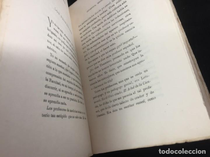 Libros antiguos: Juventud Egolatría primera edición Pío Baroja, Caro Raggio editor 1917 - Foto 8 - 139264398