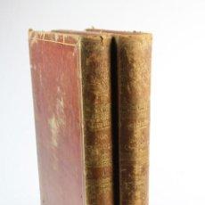 Libros antiguos: L-1245.EL INGENIOSOS HIDALGO DON QUIJOTE DE LA MANCHA,MIGUEL DE CERVANTES SAAVEDRA. T. GORCHS, 1859.. Lote 139611382