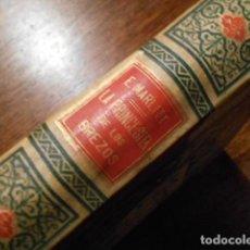 Libros antiguos: LA PRINCESITA DE LOS BREZOS, DE EUGENE MARLITT, EDICIÓN DE MONTANER Y SIMÓN, AÑO 1896. Lote 139665566