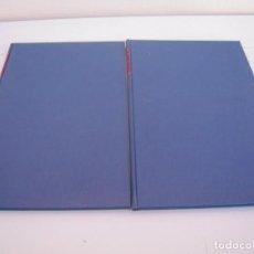Libros antiguos: DOS TOMOS DE LA NOVELA ILUSTRADA EXCELENTE CONSERVACIÓN. Lote 139727474