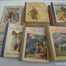 Libros antiguos: LOTE DE 13 DE EDITORIAL SOPENA . Lote 139896918