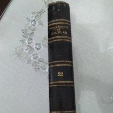 Libros antiguos: CONAN DOYLE, DOSTOIEVSKY, MAUPASSANT... COLECCIÓN LA NOVELA ILUSTRADA, NÚMERO 22. CIRCA 191? . Lote 140054594