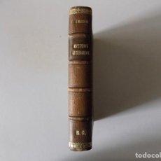 Libros antiguos: LIBRERIA GHOTICA. LUJOSA EDICIÓN EN PIEL DE A. MAUROIS. ESTUDIOS LITERARIOS. BUENOS AIRES. 1942.. Lote 140210390