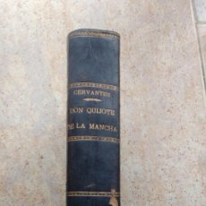 Libros antiguos: DON QUIJOTE DE LA MANCHA. 1907. Lote 140349510