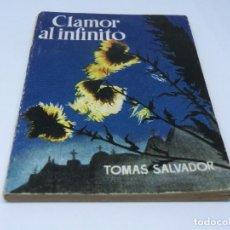 Libros antiguos: ENCICLOPEDIA PULGA - CLAMOR AL INFINITO - INVENTARIO DEL REINO VEGETAL - TOMÁS SALVADOR - Nº 373. Lote 140449254