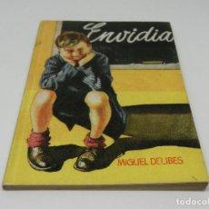 Libros antiguos: ENCICLOPEDIA PULGA - ENVIDIA - MIGUEL DELIBES - Nº 156. Lote 140449542