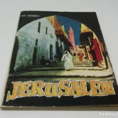 Libros antiguos: ENCICLOPEDIA PULGA - JERUSALEM - LUIS CARANDELL - Nº 248. Lote 140449786