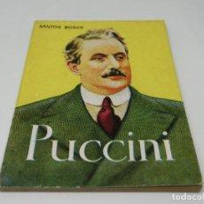 Libros antiguos: ENCICLOPEDIA PULGA - SANTOS BOSCH - PUCCINI Nº 151. Lote 140449842
