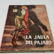 Libros antiguos: ENCICLOPEDIA PULGA - RAMÓN DEL VALLE INCLÁN - LA JAULA DEL PÁJARO Nº 308. Lote 140450950