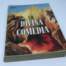 Libros antiguos: ENCICLOPEDIA PULGA - DANTE - LA DIVINA COMEDIA Nº 230. Lote 140451614