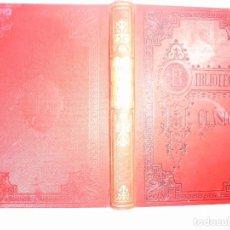 Libros antiguos: CAYO SUETONIO TRANQUILO LOS DOCE CÉSARES Y91115. Lote 140872806