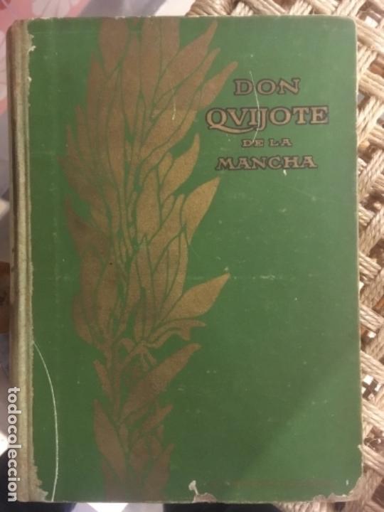 DON QUIJOTE DE LA MANCHA, MIGUEL DE CERVANTES SAAVEDRA, 1910, SATURNINO CALLEJA (Libros antiguos (hasta 1936), raros y curiosos - Literatura - Narrativa - Clásicos)