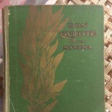 Libros antiguos: DON QUIJOTE DE LA MANCHA, MIGUEL DE CERVANTES SAAVEDRA, 1910, SATURNINO CALLEJA. Lote 141694330