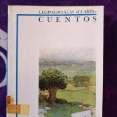 Libros antiguos: LEOPOLDO ALAS CLARÍN CUENTOS. Lote 142383762