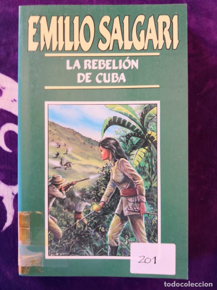 emilio salgari la rebelión de cuba - Comprar Libros antiguos ...