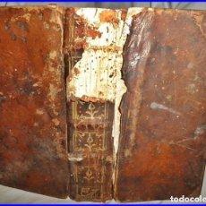 Libros antiguos: AÑO 1783: EL LIBRO DE CUENTAS HECHAS. LIBRO SOBRE CONTABILIDAD DEL SIGLO XVIII DE TAN SÓLO 12,50 CM.. Lote 142995218