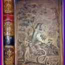Libros antiguos: AÑO 1758: AVENTURAS DE VERVAL. MUY RARO LIBRO ILUSTRADO DEL SIGLO XVIII. Lote 143619306