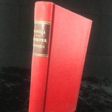 Libros antiguos: PÍO BAROJA: AVENTURAS, INVENTOS Y MIXTIFICACIONES DE SILVESTRE PARADOX. MADRID, 1919. Lote 143968458