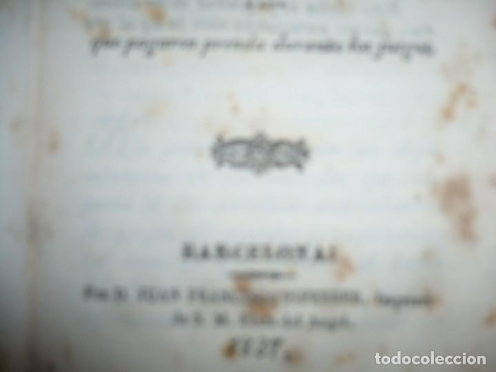 Alte Bücher: NUEVA COLECCION DE 84 JUEGOS DE PRENDAS 1837 BARCELONA - Foto 4 - 144055806
