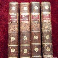Libros antiguos: DON QUIJOTE DE LA MANCHA. Lote 144216074