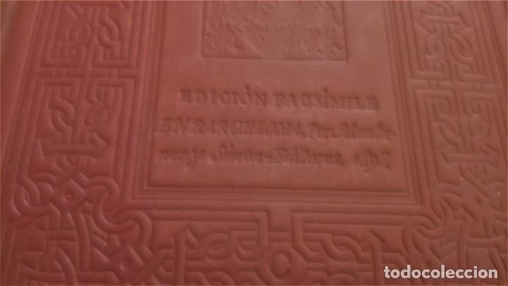 Libros antiguos: II TOMOS DON QUIJOTE DE LA MANCHA PRIMERA EDICION 1608 Y 1615,PRIMERA EDICION FACSIMIL1897,CERVANTES - Foto 8 - 144751742