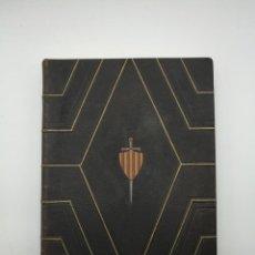 Libros antiguos: JACINTO VERDAGUER CANIGÓ NUMERADO AÑO 1931. Lote 146172002