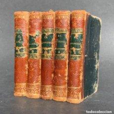 Libros antiguos: 1833 - REDGAUNTLET - SIR WALTER SCOTT - NOVELA HISTÓRICA. Lote 152431301