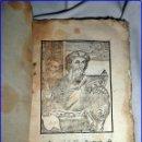 Libros antiguos: AÑO 1768: LAS PROFECÍAS DE NOSTRADAMUS.. Lote 146736294