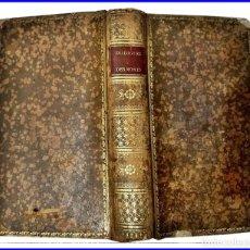 Libros antiguos: AÑO 1810: DIÁLOGOS DE LOS MUERTOS. CURIOSO LIBRO DE FÁBULAS, DIÁLOGOS INVENTADOS DE LOS CLÁSICOS,.... Lote 147232930