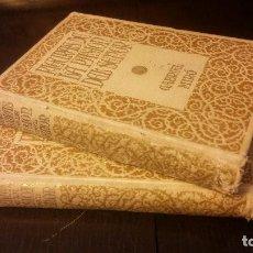 Libros antiguos: 1916 - GABRIEL MIRÓ - FIGURAS DE LA PASIÓN DEL SEÑOR - 2 TOMOS, PRIMERA EDICIÓN. Lote 147723298