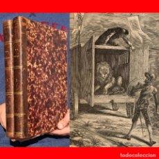 Libros antiguos: 1881 EL INGENIOSO HIDALGO DON QUIJOTE DE LA MANCHA - FOLIO - CERVANTES. Lote 147938774